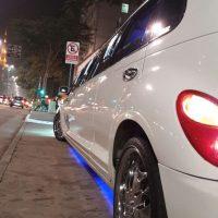 aluguel de limousine